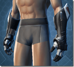 Stalker Male Gloves