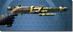 Trimantium Blaster Pistol - Right