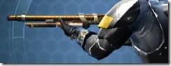 Trimantium Blaster Rifle - Left