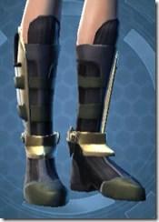 Trimantium ver 1 Female Armored Boots