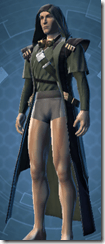 Trimantium ver 1 Male Body Armor