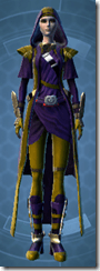 Veda Cloth ver 1 Dyed