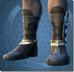 Veda Cloth ver 1 Male Boots