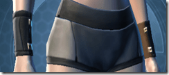 Veda Cloth ver 2 Female Armguards