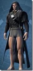 Veda Cloth ver 2 Male Body Armor
