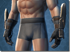 Veda Cloth ver 2 Male Gauntlets
