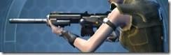 YV-23 Starforged Blaster Rifle - Left