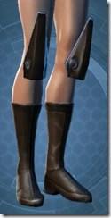 Yavin Agent Imp Female Boots