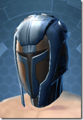 Yavin Hunter Male Helmet