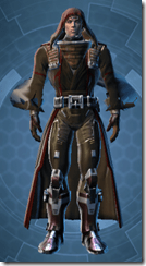 Yavin Knight - Male Front