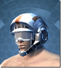 Yavin Smuggler Pub Male Headgear