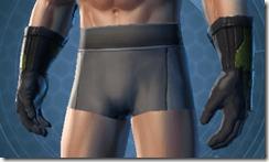 Yavin Trooper Male Gauntlets