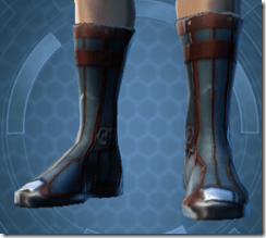 Yavin inquisitor Male Boots