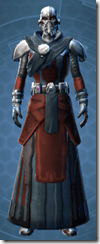 Yavin inquisitor - Male Front