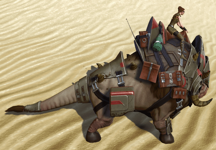 Armored Uxibeast - Side