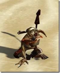 Cyborg Kowakian Monkey-lizard - Front