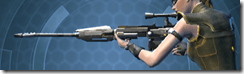 DS-8 Starforged Sniper Rifle - Left