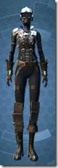 Nefarious Bandit - Female Front