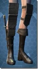 Nefarious Bandit Fermale Boots