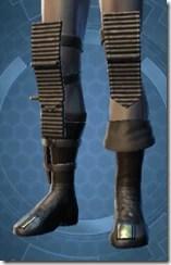 Nefarious Bandit Male Boots