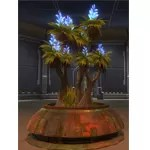Planter: Rishi Tree (Blue)