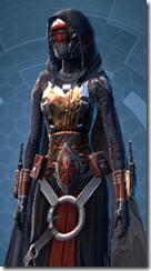 Revan Reborn - Female Close