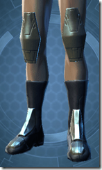 Silent Ghost Male Boots