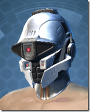 Silent Ghost Male Helmet