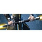 Betrayer's Starforged Dualsaber*