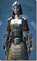 Blade Savant - Female Close