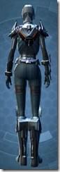 Fearsome Harbinger - Female Back