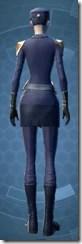 Formal Militant - Female Back