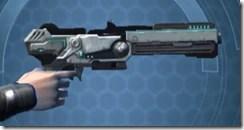 RK-5 Starforged Blaster Right