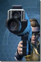 RK-6 Starforged Blaster Front