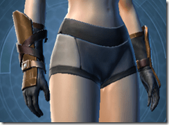 Raider's Cove Female Gauntlets