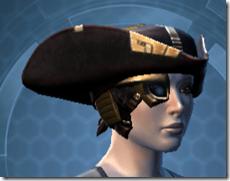 Raider's Cove Female Helmet