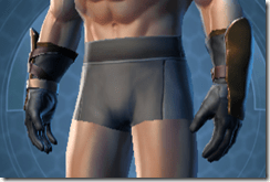 Raider's Cove Male Gauntlets