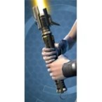 Redeemer's Starforged Lightsaber*