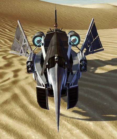 Talon Cutter Front