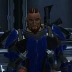 Vitarus' Lieutenant Pierce – Begeren Colony
