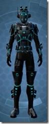 Blue Scalene - Male Front