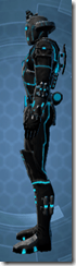 Blue Scalene - Male Left