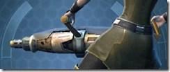 CZR-9001 Assault Cannon - Left