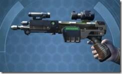 CZR-9001 Blaster Pistol -  Left_thumb