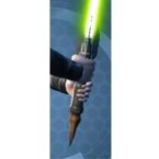 CZR-9001 Force-Healer / Force-Lord Lightsaber