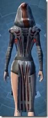 Dark Initiate - Female Back
