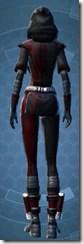 Dark Seeker - Female Back