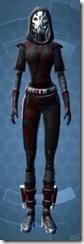 Dark Seeker - Female Front