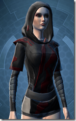 Dark Seeker Female Jacket