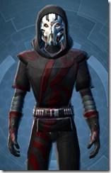 Dark Seeker - Male Close